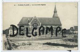 CPA - Paris-Plage - La Nouvelle Eglise - Frankrijk