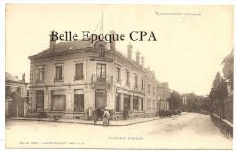88 - REMIREMONT - Faubourg D'Alsace +++ Ad. Weick, #5589 ++++++ Vers Paris ++++ RARE / JAMAIS Sur Delcampe - Remiremont