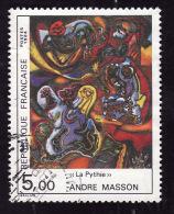 FRANCE   1984  -  Y&T  2342  - André Masson -  3° Choix - France
