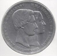 LEOPOLD I * MODUUL 21-22 AUGUSTUS 1853 * Prachtig * Z I L V E R * Nr 6230 - 1831-1865: Léopold I