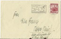 = DE CV 1938 BERLIN - Briefe U. Dokumente