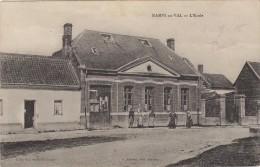 80  NAMPS AU VAL / L ECOLE  /////  MAI 14  / REF 2649 - France