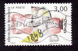 FRANCE  1998   -  Y&T  3148    -  Abolition De L'esclavage - Oblitéré - Used Stamps