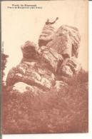 Forêt De Mayenne - Pierre De Montpinson ( Côté Ouest) - Dolmen & Menhirs