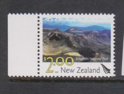 New Zealand 2003 $2 Tongariro National Park MNH - Nuova Zelanda