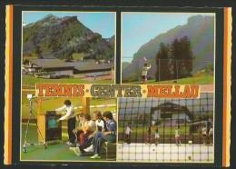 MELLAU Bregenzer Wald Vorarlberg TENNIS CENTER 1988 - Tennis