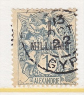 ALEXANDRIA   47   (o) - Used Stamps