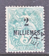 ALEXANDRIA   48   (o) - Alexandria (1899-1931)