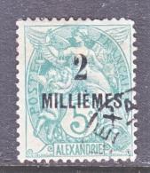 ALEXANDRIA   48   (o) - Used Stamps