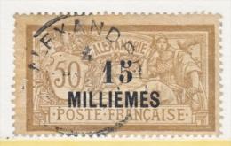 ALEXANDRIA   57  (o) - Alexandria (1899-1931)