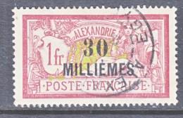 ALEXANDRIA   58  (o) - Alexandria (1899-1931)