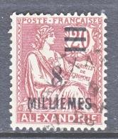 ALEXANDRIA   68 (o) - Alexandria (1899-1931)