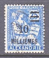 ALEXANDRIA   69 (o) - Alexandria (1899-1931)