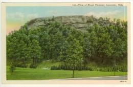 Etats Unis Pennsylvania Lancaster Ohio  View Of Mount Pleasant   L2   Glacée R/verso  TBE - Lancaster
