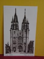 Carte Postale- Loir Et Cher (41) Blois, L'église Saint Nicolas - - Blois