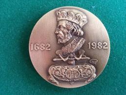 300 Jaar Sint Gummarusschrijn, Lier Kermis 1982, 59 Gram (medailles0226) - Belgium