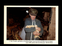 27 - GOUTTIERES - Agriculture - Alex Cuvelier - Furets - 1990 - France