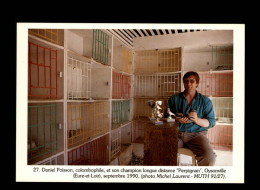 27 - OYSONVILLE - Colombophile - 1990 - Pigeon - Colombophilie - France