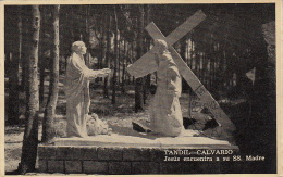 Religion / Jesus / Calvaire De Tandil Argentine / Arus Nieto Rue Tiquetonne Paris - Jésus