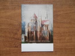 32927 PC: NORTHAMPTONSHIRE: St. Matthew´s Church, Northampton By John Piper. - Northamptonshire