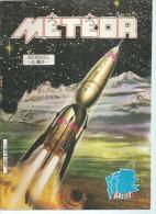 METEOR  N° 9  - AREDIT 1985 - Meteor