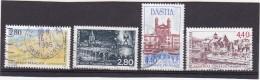 FRANCE   1994  Y.T. N° 2891  à  2894  Oblitéré - Frankreich
