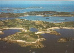 BF13600 Bryher Tresco And St Mart Isle Of Scilly United Kingdom Front/back Image - Scilly Isles