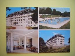 CPM ALVIGNAC - 46 - Centre De Vacances S.N.C.F - Château De La Source  - Lot - - Autres Communes