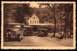 DOLHAIN. 3 X Autocar : Renault Et Autres. Hôtel-Restaurant Du Lion De La Gileppe. - België