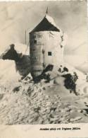 SLOVENIA - ALPS, ALJAZEV STOLP, Triglav, Planinarski Pecati, Mountaineers, VINTAGE PHOTO POSTCARD - Plaatsen