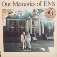 Elvis Presley 33t. LP CANADA *our Memories Of Elvis* - Vinyl Records