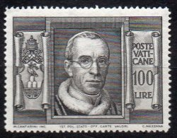 1949 Vaticano Basiliche N. 131 INTEGRO MNH** - Vaticaanstad