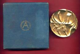 M163 / BOX + SPORT CLUB Akademik  SOFIA - GAMES-student -  Medal Medaille Medaille Bulgaria Bulgarie Bulgarien Bulgarije - Other