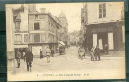 N°31  - Epinal - Rue Léopold Bourg  - Lfk 190 - Epinal