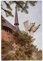 Bühlerhöhe A. D. Schwarzwaldhochstraße , Kapelle Maria - Frieden - Freiburg I. Br.