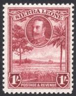 Sierra Leone, 1 S. 1932, Sc # 148, Mi # 126, MH - Sierra Leone (...-1960)