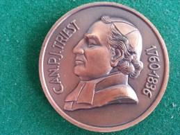 Can. P.J. Triest, 1986, 33 Gram (medailles0282) - Belgien