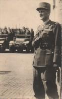 Guerre 39-45   Le Général LECLERC - Weltkrieg 1939-45