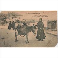 COSTP06806-LFTMP1690TCMER.Tarjeta Postal Francesa .Señora Con Burro.PIRINEOS FRANCES.CCLD - Mercaderes