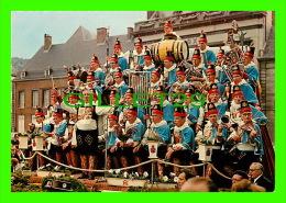 NAMUR, BELGIQUE - ORCHESTRE DES 40 MOLONS SOCIÉTÉ ROYALE MONCRABEAU (1843) - FOLKLORE NAMUROIS - - Belgium
