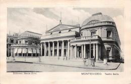 ¤¤  -  URUGUAY   -   MONTEVIDEO  -  Teatro Solis   -  ¤¤ - Uruguay
