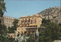 60745766 Taormina Sizilien Taormina Hotel Villa Riis * /  /Messina - Non Classés
