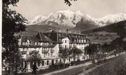 COMBLOUX....1951 LE GRAND HOTEL DE LA SNCF - Hotels & Restaurants