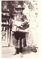 CANTAL - MASSIAC - METIERS - POSTE - MADAME LOUISA TOUZET LAINE , FACTRICE A MASSIAC ( 1915 - 1955 ) - Métiers