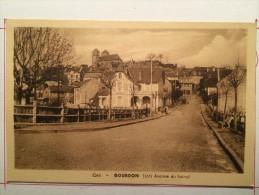 GOURDON, Avenue Du Foirail - Gourdon