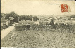 CPA  GENSAC  9962 - Francia