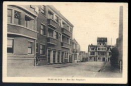 59 - BRAY DUNES - RUE DES PEUPLIERS - Bray-Dunes