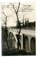 Carte Photo De LISLE Sur TARN  - Pont - Inauguration  - Voir Scan - Lisle Sur Tarn