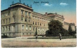 ZAGREB .... GIMNAZIJA - Croatia