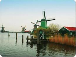 Small Pocket Calendar Windmills - Year 2014 - Calendarios